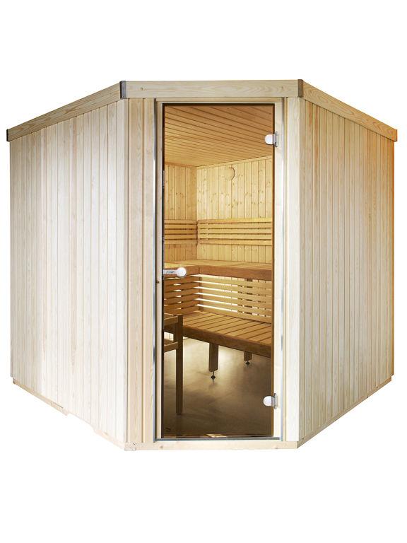 Sauna grand modèle
