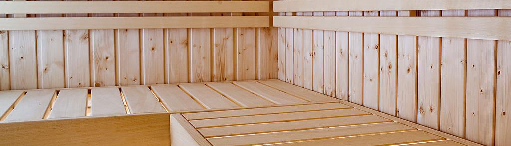 bandeau sauna